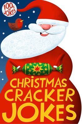 Book cover for Christmas Cracker Jokes